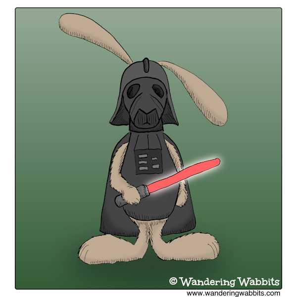 Darth Wild Hare