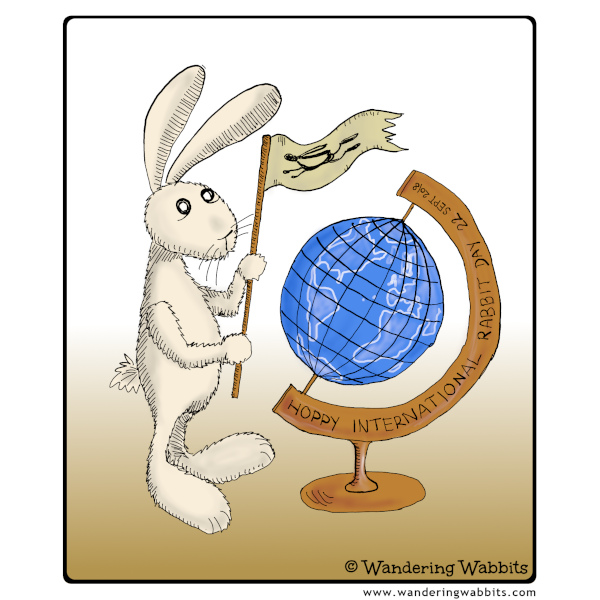 Hoppy International Rabbit Day 22 September 2018