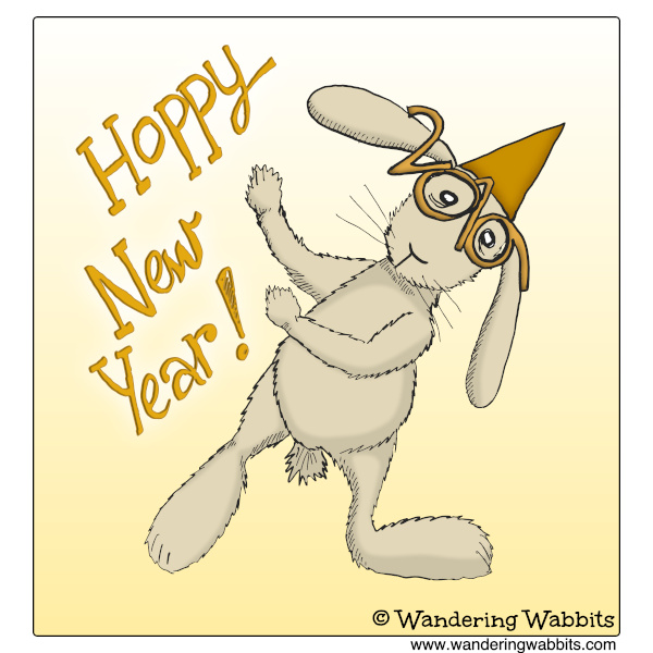Hoppy New Year!