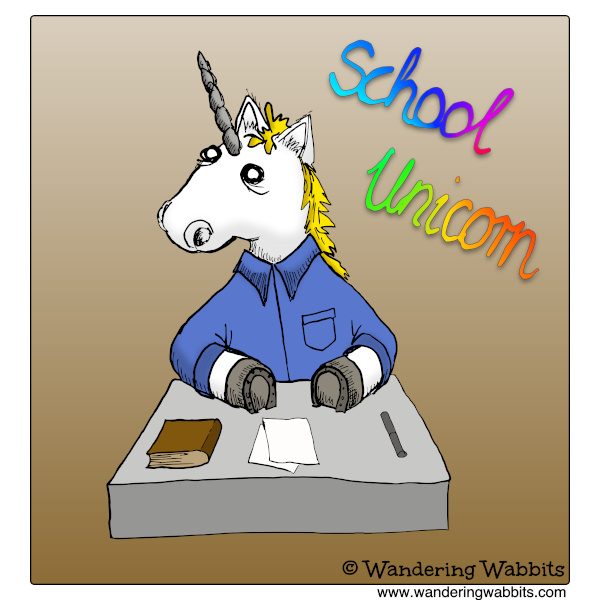 School Unicorn