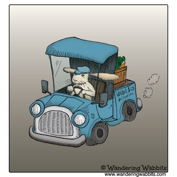 Wabbit and Co Grocery deliveries